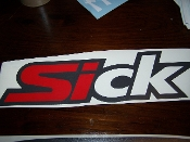 SICK CIVIC SI VINYL DECAL STICKER HONDA
