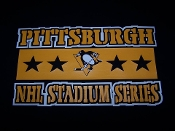 PITTSBURGH PENGUINS 2017 STADIUM SERIES T-SHIRT CHOOSE SIZE