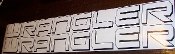 JEEP WRANGLER HOOD DECAL SET