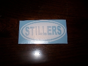 STILLERS LOCATION IDENTITY VINYL DECAL STICKER CHOOSE COLOR