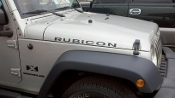 JEEP RUBICON WRANGLER HOOD DECAL SET