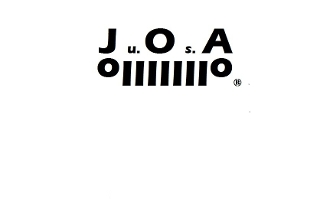 JEEP OWNERS OF AMERICA J.O.A. MEMBERS VINYL DECAL STICKER