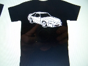 MUSTANG FOX BODY T-SHIRT CHOOSE SIZE AND COLOR