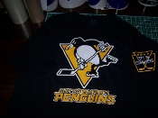 PITTSBURGH PENGUINS 2019 CUP SIZE IS STANLEY T-SHIRT CHOOSE SIZE